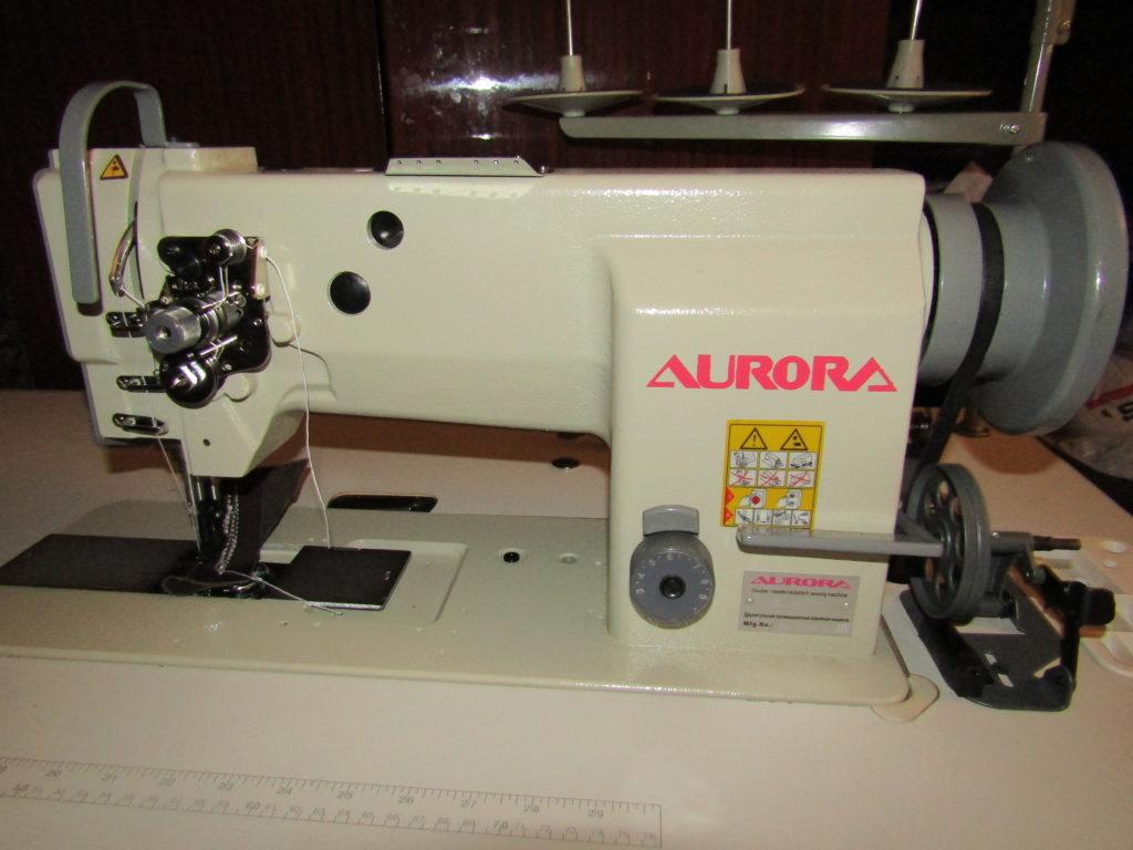 Aurora A-877 с тройным продвижением